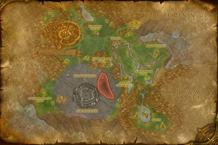 world of warcraft maps with Terokkar Forest Bone Wastes Digsite Wowdigs on Char as well Vall C3 A9e Des Quatre Vents together with Endless Halls as well Terokkar forest bone wastes digsite wowdigs additionally ED 9A 8C EC 83 89 EA B0 88 EA B8 B0  EB B0 94 EC 9C 84 EA B5 B4.
